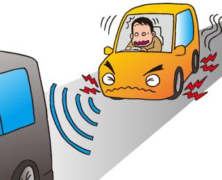 自動ブレーキ(衝突被害軽減ブレーキ)