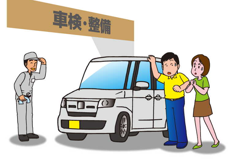 軽自動車も車検が必要ってホント?車検の内訳や費用を徹底解説内容がわかっていれば無駄な出費も抑えられる