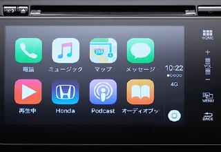 内装:「Apple Carplay」と「Android Auto」を搭載
