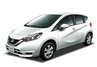 【結婚、出産】チャイルドシートが装着できる車、女性も使いやすい小型ハッチバックの車 日産 ノート